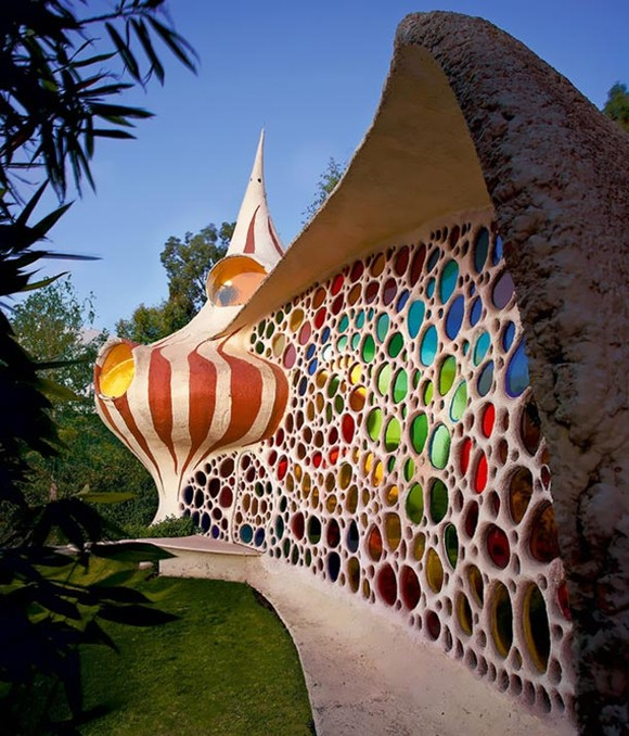 Seashell house