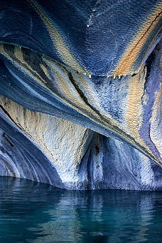 Marble Caves, Region XI, Chile