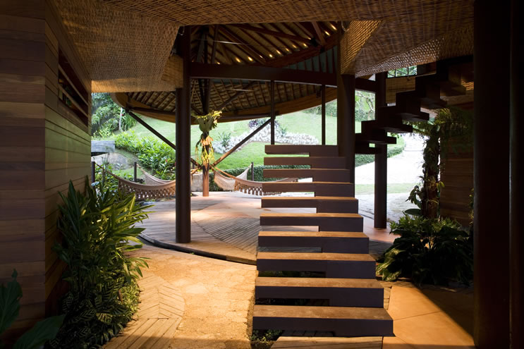 Leaf House Staircase