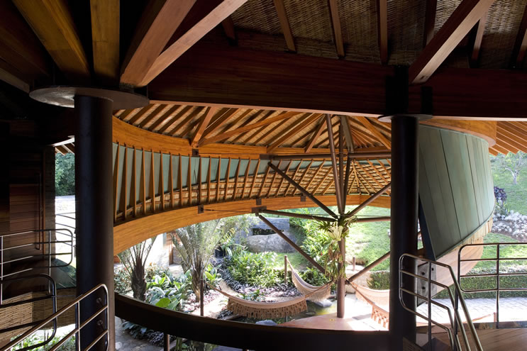 Leaf House By Mareines And Patalano Angra Dos Reis Brazil