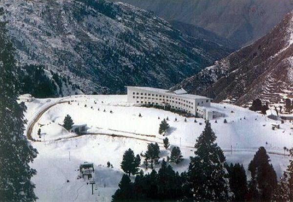 Malam Jabba Swat Valley