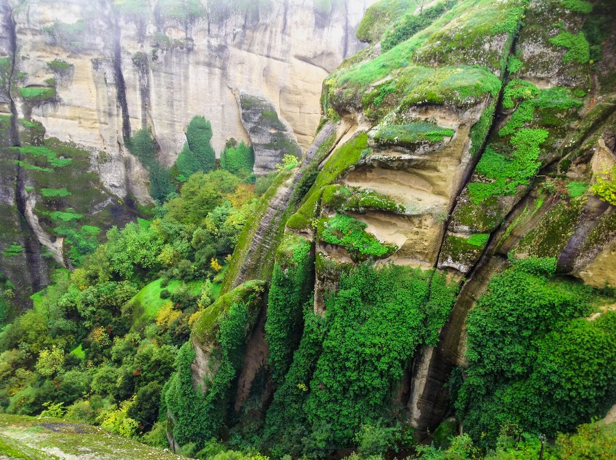 Meteora-stone-forest