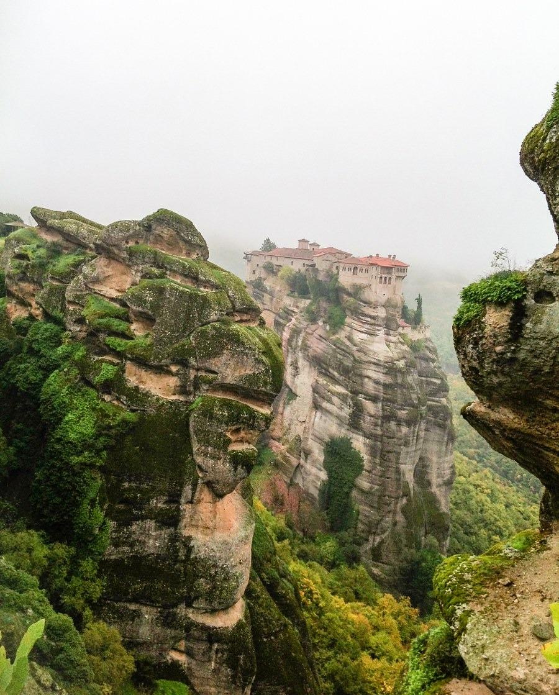 Meteora Greece forest