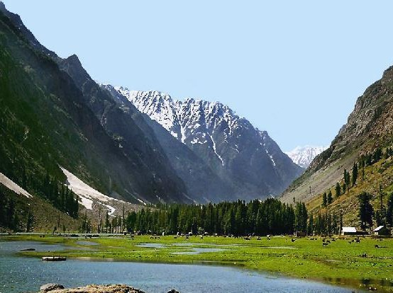 beautiful swat valley