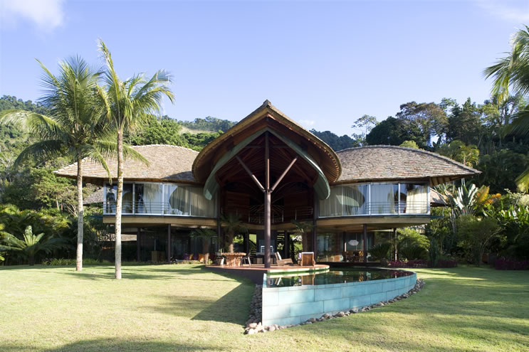 front leaf house