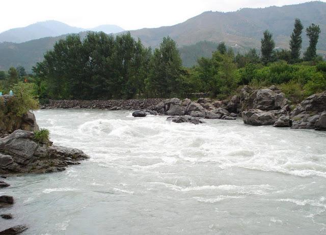 pakstan swat river