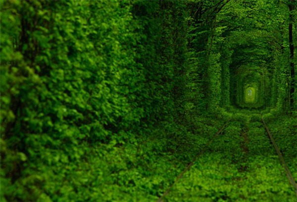 ukraine tunnel of love