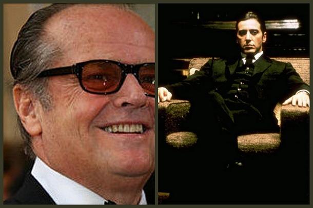 Jack Nicholson iconic role