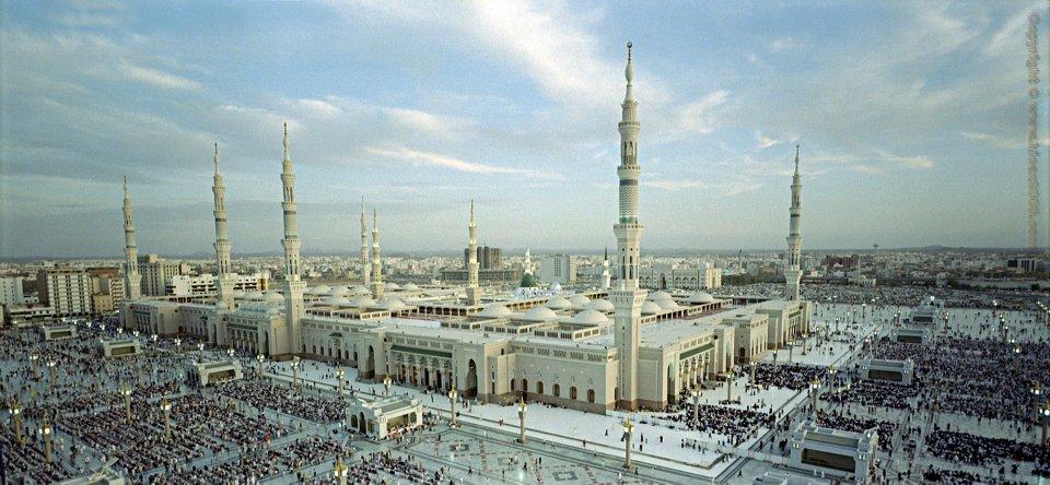 Al-Masjid-al-Nabawi