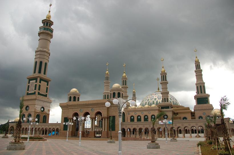 Masjid-Islamic-Center-Samarinda