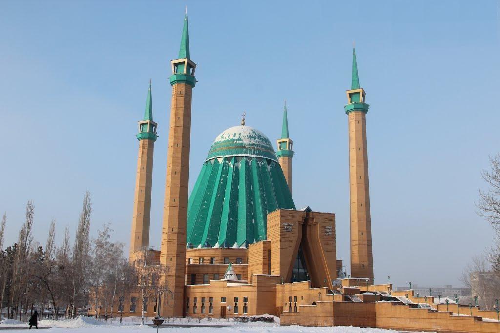 Pavlodar Mosque Kazakisthan