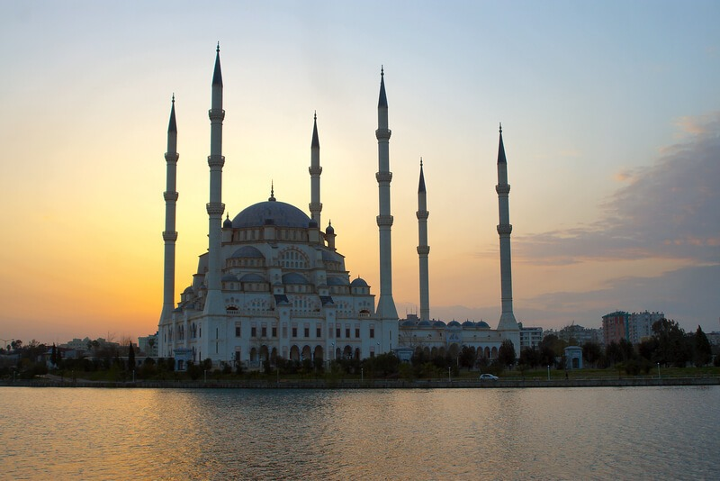 Sabancı Central Mosque - Adana, Turkey