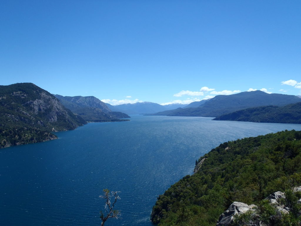 San Martin Lake
