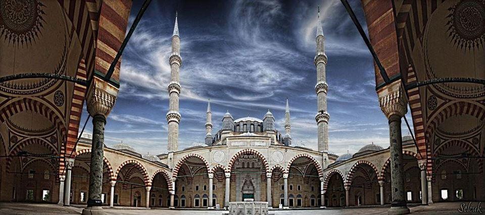 Selimiye Mosque - Edirne, Turkey