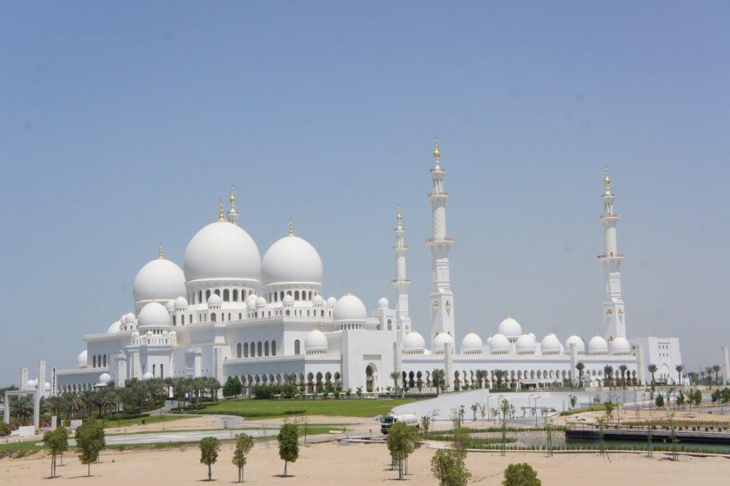Sheikh Zayed Bin Sultan Al Nahyan Mosque, UAE