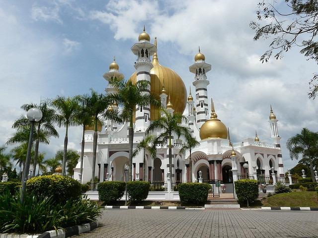 Ubudiah Mosque – Kuala Kangsar, Malaysia
