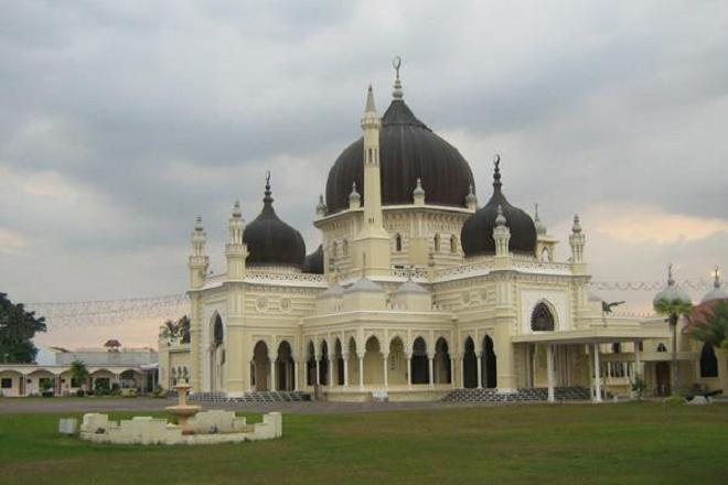 Zahir Mosque - Kedah, Malaysia