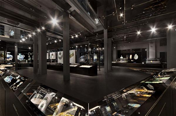 stunning Shanghai Museum of Glass