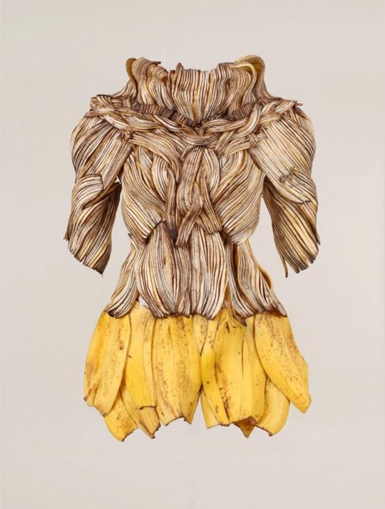 Yeonju Sung Banana Dress