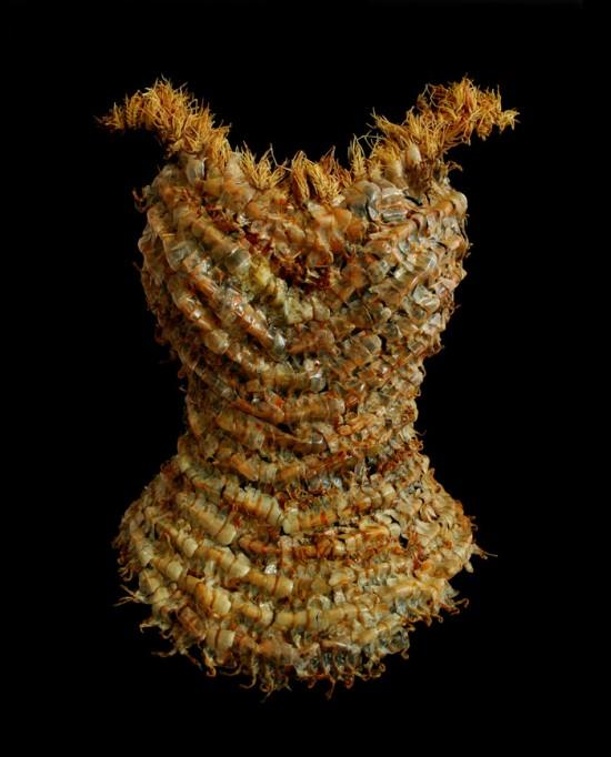 Yeonju Sung shrimp Dress