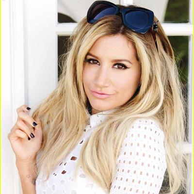 celebrity fan Ashley Tisdale