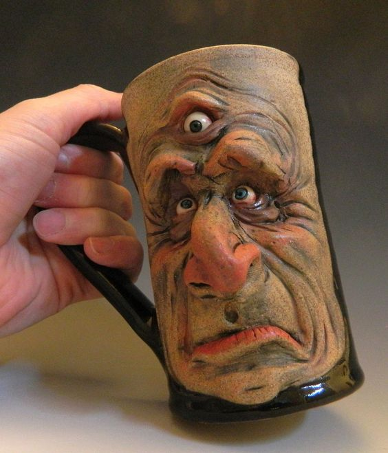 Beast coffee mugs