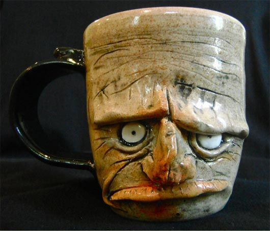 Grouchy coffee mugs