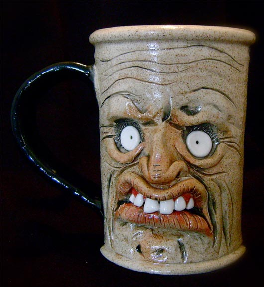 Mr Stress coffee mugs