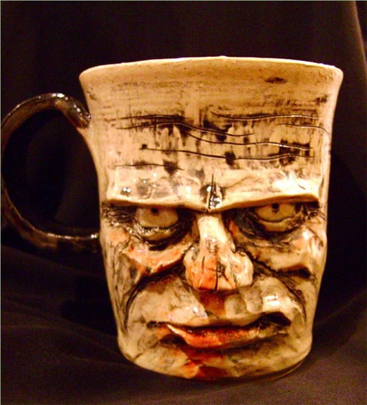 Snarl coffee mugs