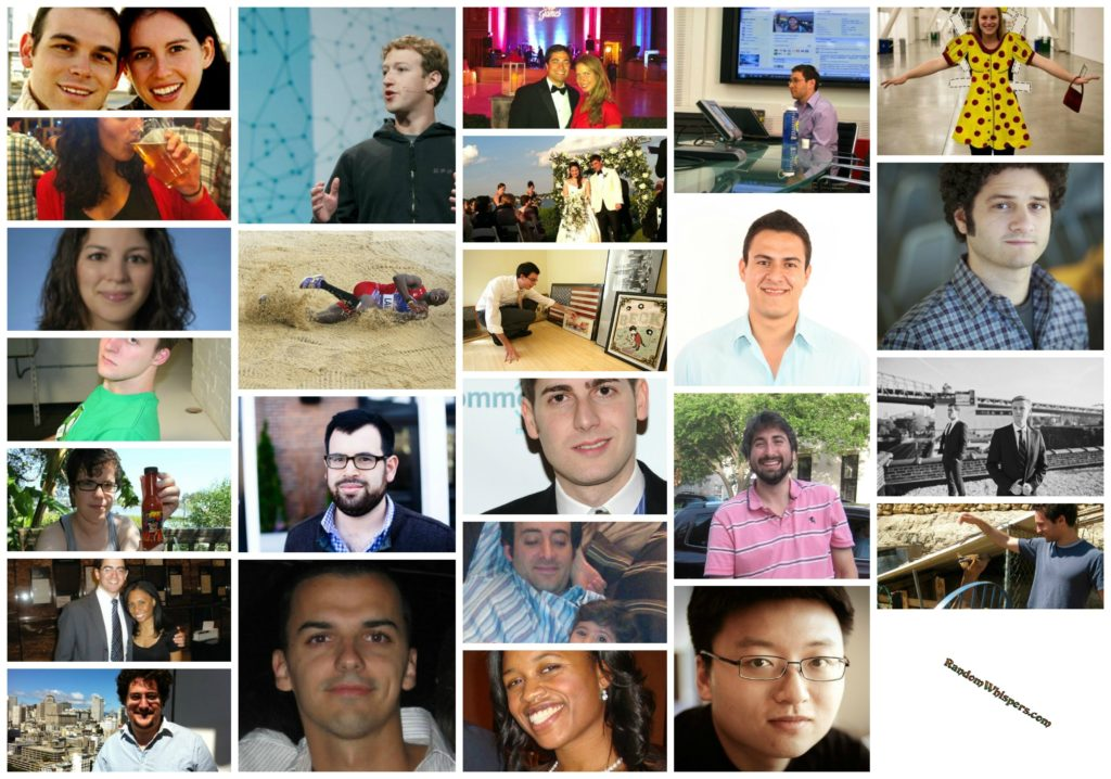 facebook founding members