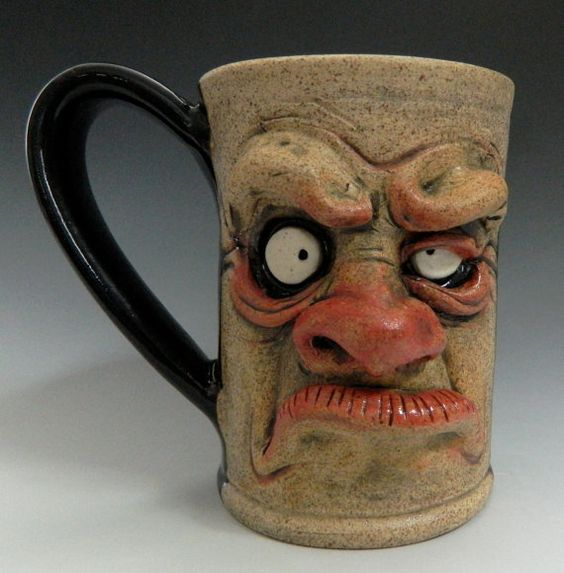 grumpy coffee mugs