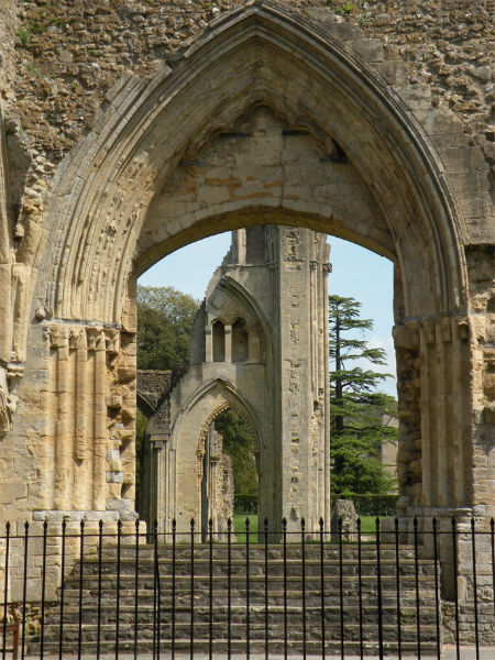 myth of Joseph of Arimathea england