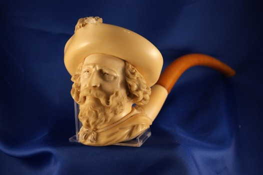 Roy Ricketts meerschaum pipes