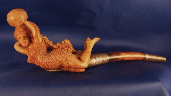 dancer meerschaum pipe