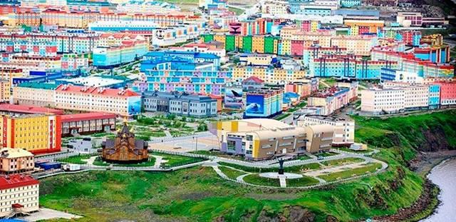 Anadyr Bright Architecture world