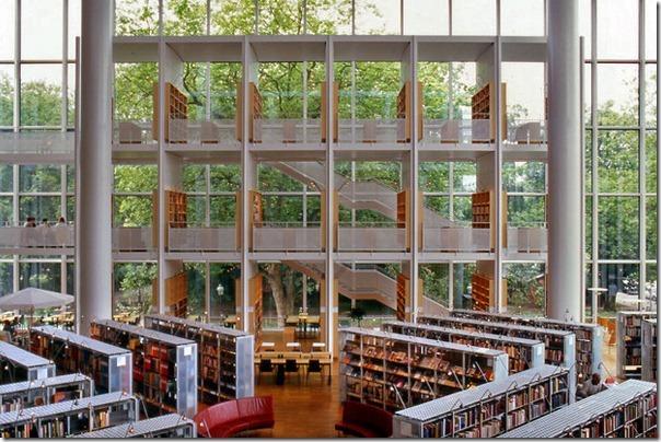 City Library Malmo Sweden