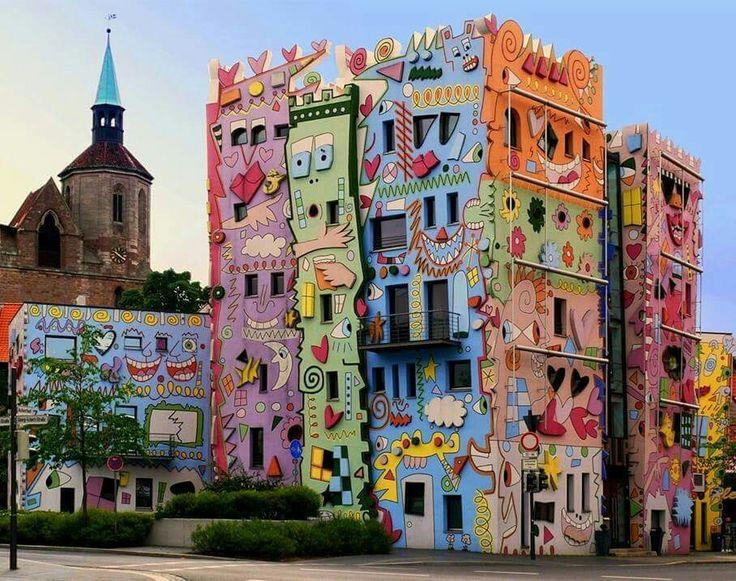 Happy home Rizzo Brunswick Germany Bright Architecture