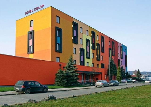 Hotel Kolop Bratislava Bright Architecture