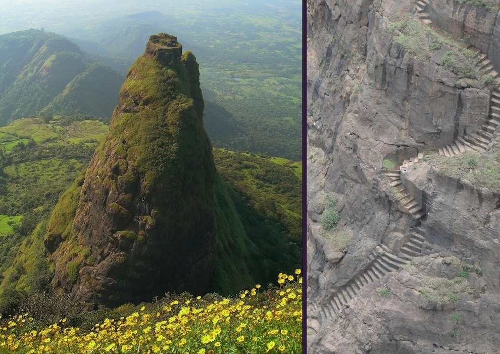 Kalavantin Durg near Panvel India
