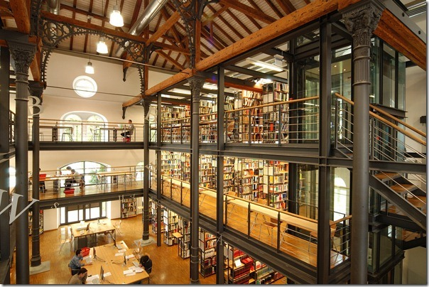 Konstanz University of Applied Sciences Library Germany