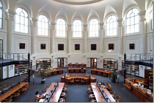Leipzig University Library Bibliotheca Albertina Germany