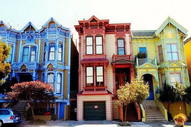 San Francisco Bright Architecture world