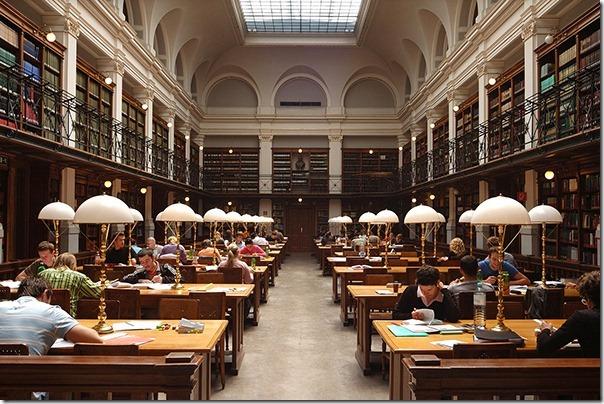 University Library of Graz Austria