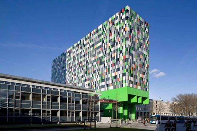 Utrecht Netherlands Dormitory