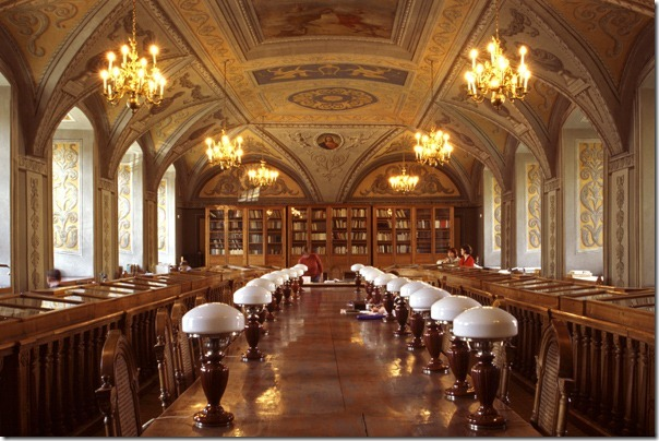 Vilnius University Library Lithuania
