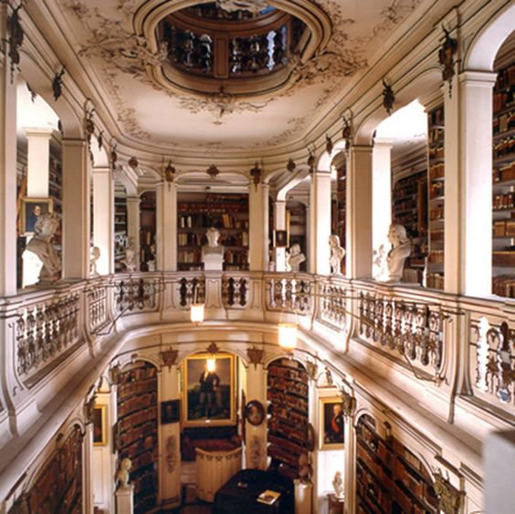 Weimar, Duchess Anna Amalia Library