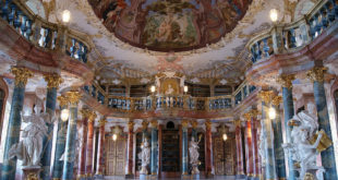 Wiblingen Abbey in Ulm Germany