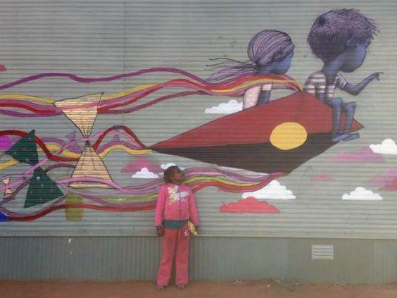 Julien Malland Street Art Australia