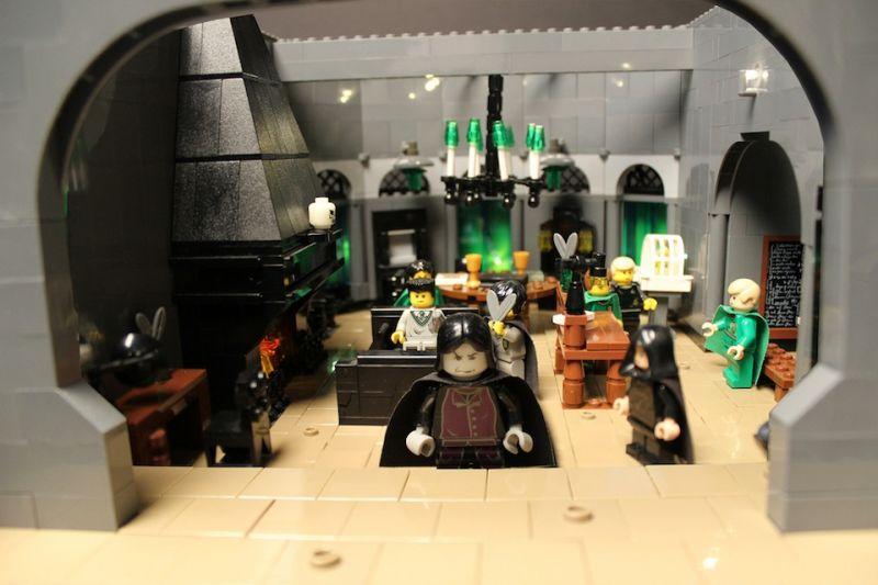 snape harry potter lego
